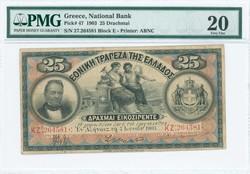 110.140: Banknoten - Griechenland