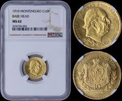 40.350: Europa - Montenegro