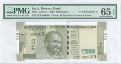 110.570.130: Banknotes – Asia - India