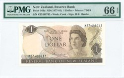 110.580: Banknotes - Australia and New Zealand