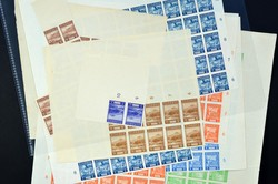 7468: Sammlungen und Posten Japan Besetzung II. WK Niederl. Gebiete