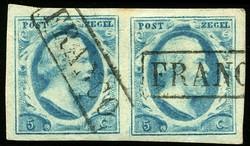 4610010: Niederlande 1852 König Wilhelm III