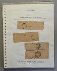 7460: Sammlungen und Posten Indische Staaten