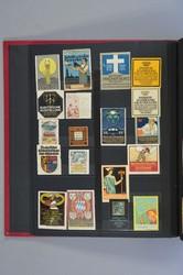 7740: Sammlungen und Posten Vignetten