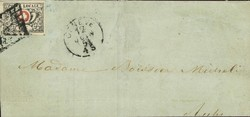 5655080: Schweiz Übergangszeit, Waadt, Neuenburg, Winterthur