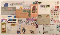 7999: Hongkong - Briefe Posten
