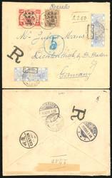 2070135: China Japanische Post