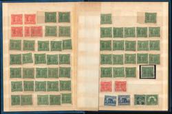 7999: China - Stamps bulk lot