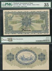 110.570.440: Banknotes – Asia - Thailand