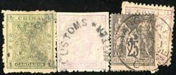 2070020: China Small Dragon - Cancellations and seals