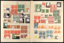 3610: Japan - Stamps bulk lot