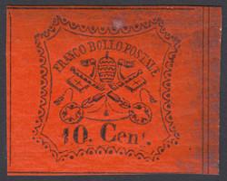 3360: Italia Stato Pontificio