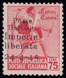 3512035: イタリア・C.L.N.・Imperia