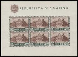 5590: San Marino - Stamp booklets