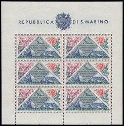 5590: San Marino - Stamp booklets