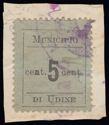 3475: Italy Local Issue Udine