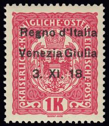 3465: Italia Trento e trieste