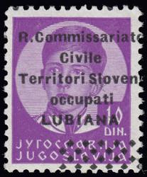 3485: Italian Occupation Laibach