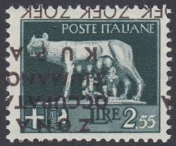 3480: Italian Occupation Fiume Kupa