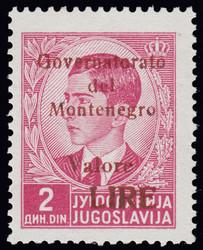 3490: Occupazione Italiana Montenegro
