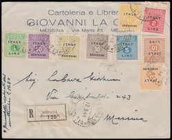 3495: イタリア・シチリア連合軍軍政