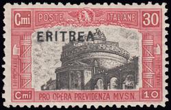 3560: Italian Eritrea