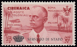3555: Italian Colonies General Issues