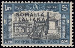 3580: Italian Somaliland