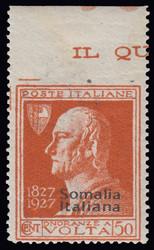 3580: Italiana somalia