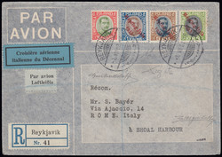 448030: Aviation, Airmail, International Airmail