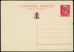 3415150: Italia Repubblica (r.s.i.) - Postal stationery