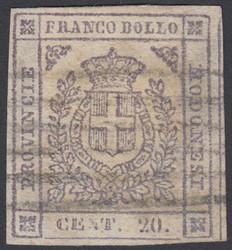 3365: Antichi Stati Italiani Modena