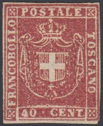 3405: Antichi Stati Italiani Toscana