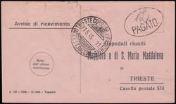 3505: Amministrazione anglo-americana della Venezia Giulia 1945-47