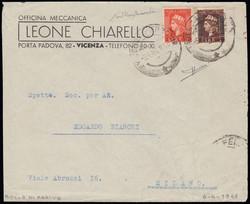 3415135: Italia Regno – Marche da bollo usate per posta