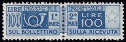 3415200: Italia Repubblica - Parcel stamps