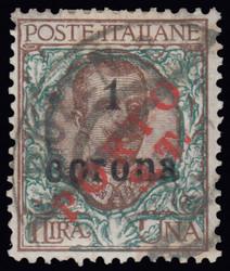 3460: Italia Trentino - Postage due stamps