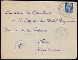 7167: Collections and Lots Italy Occupation 1941/43 - Covers bulk lot