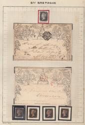 7999: Great Britain Queen Victoria - Bulk lot