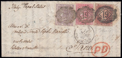 7999: Great Britain - Covers bulk lot