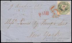 2865130: Great Britain 1847-54 Embossed