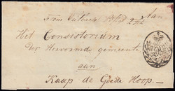 3855: Cape of Good Hope - Pre-philately