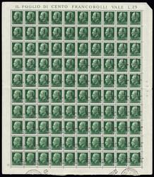 7999: Italien Republik Soziale Italiano - Sammlungen