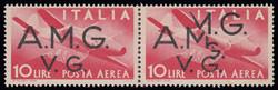 7999: Ital. Allierte Militärregierung für Venezia-Giulia - Lot