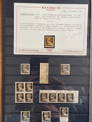 7999: Ital. Allierte Militärregierung für Venezia-Giulia - Sammlungen