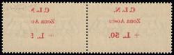 3512010: Italien Lokalausgaben C.L.N. Aosta - Sammlungen