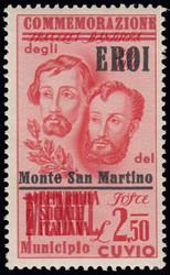 3512025: Italien Lokalausgaben C.L.N. Cuvio