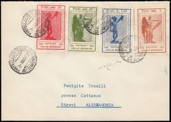 3512070: Italien Lokalausgaben C.L.N. Valle Bormida