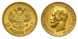 40.420.210: Europa - Russland - Nikolaus II., 1894-1917