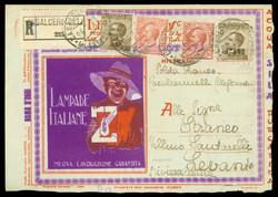 3415125: Italia Regno – B.L.P.